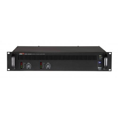 Amplifier Inter- M DPA-600D