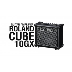 Amplifier Roland CUBE-10GX