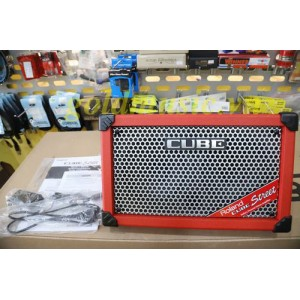 Loa guitar thùng Roland Cube Street - Red