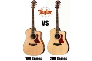 Tổng hợp các cây đàn guitar taylor có giá dưới 20 triệu