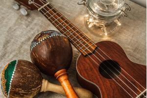Cách phân biệt đàn guitar và cây đàn ukulele