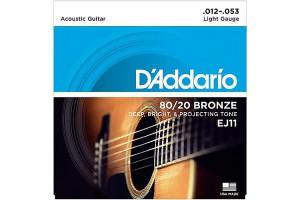 Hướng dẫn chọn dây đàn guitar D'addario