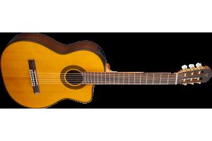 Tìm hiểu thêm về Guitar CLassic Takamine GC5CE NAT