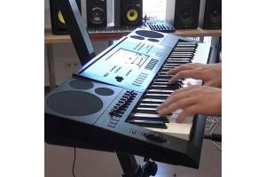 Đánh giá về cây đàn organ casio ctk7200