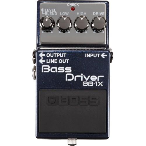 BOSS BB1X  cục phơ cho guitar Solo & Guitar Bass