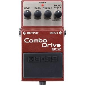 BOSS BC2 - Cục Combo drive cho guitar điện