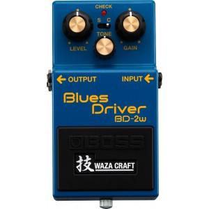 BOSS BD2W - Cục Blues driver Wazacraft cho guitar điện