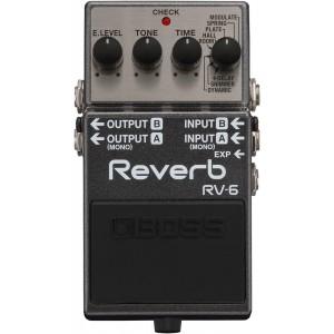BOSS RV6 cục phơ cho guitar Solo & Guitar Bass