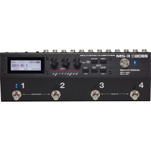 Phơ effect Boss MS3 effect switcher