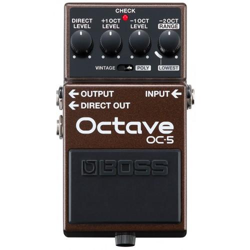 phơ guitar boss oc-5