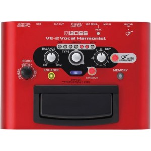 BOSS VE-2 cục phơ cho guitar Solo & Guitar Bass