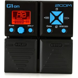 GUITAR FX PEDAL G1ON