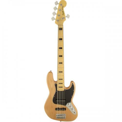 Guitar Bass Fender SQ VM JAZZ BASS V NAT 0306760521