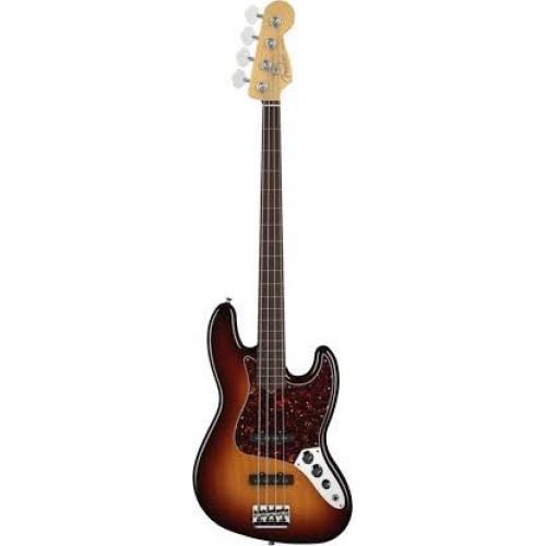 Đàn Guitar FENDER AMERICAN STANDARD JAZZ BASS® FRETLESS-0193800700