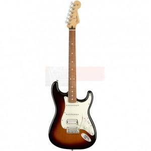 Guitar điện Fender Player Strat Hss Mn Pf 3ts 0144523500