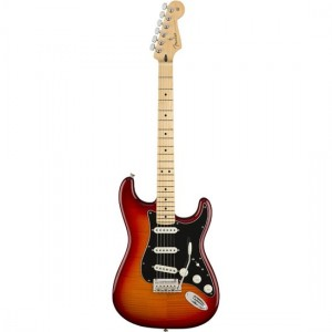 Guitar điện Fender Player Strat Pls Top Mn Acb 0144552531