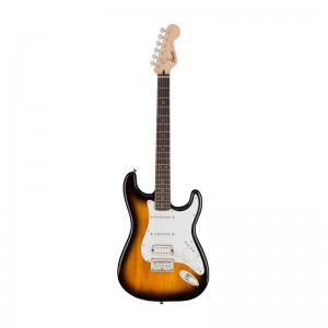 Guitar Điện Fender Squier Bullet Stratocaster HSS FAT Brown Sunburst - 0371005532