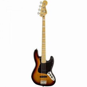 Guitar Bass FENDER AMERICAN SQ VM JAZZ BASS '77 3TS - 0307702500