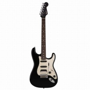 Guitar điện  FENDER SQUIER - CONT. STRATOCASTER HSS RW BLK METALIC 0320322565
