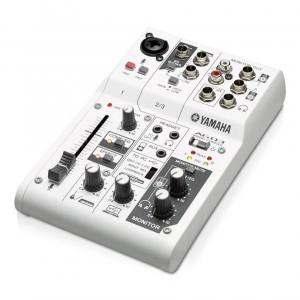 Bàn Trộn Mixer - Soundcard Yamaha AG-03
