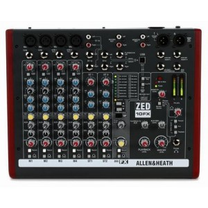 Mixer ALLEN & HEATH ZED10FX