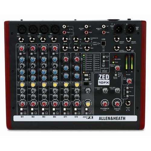 Mixer ALLEN & HEATH ZED10FX