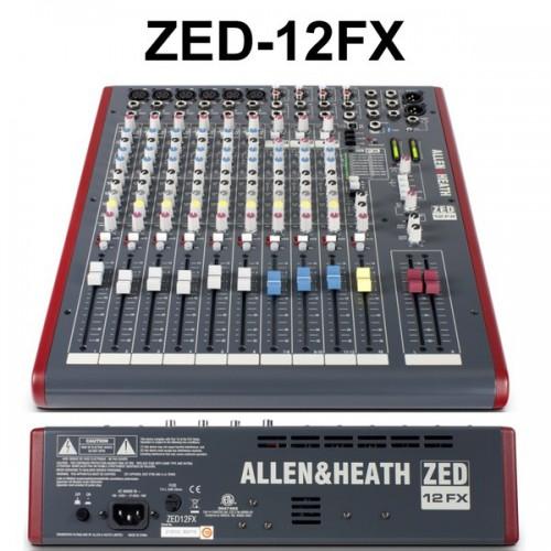 Mixer ALLEN & HEATH ZED12FX