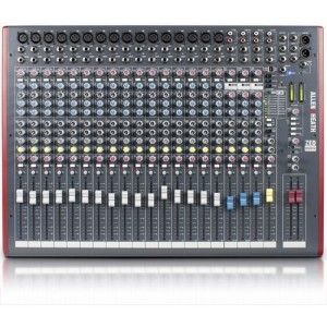 Mixer ALLEN & HEATH ZED22FX