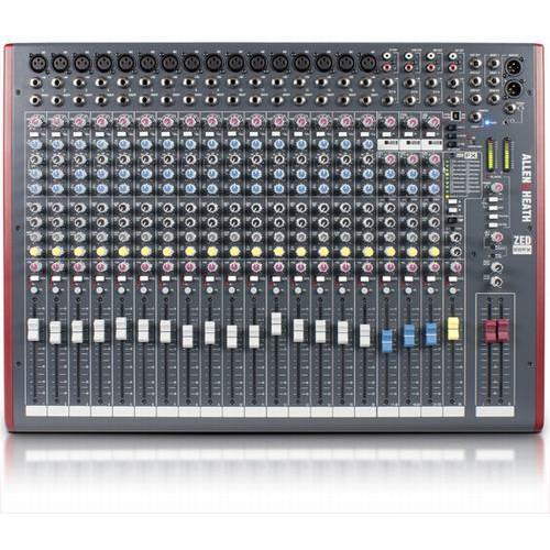 Mixer ALLEN & HEATH ZED22FX