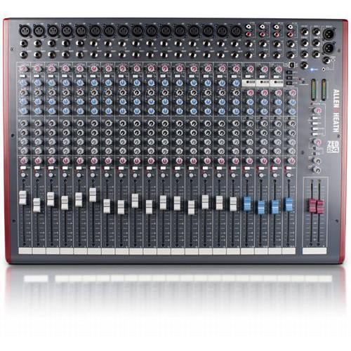 Mixer ALLEN & HEATH ZED24 ( ZED2402)