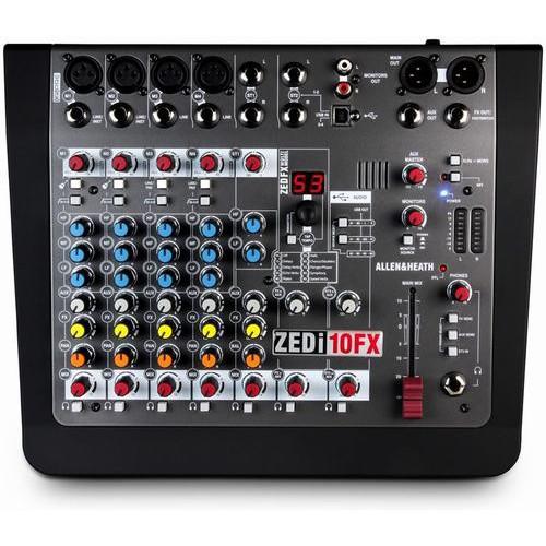 Mixer ALLEN & HEATH ZEDi-10FX