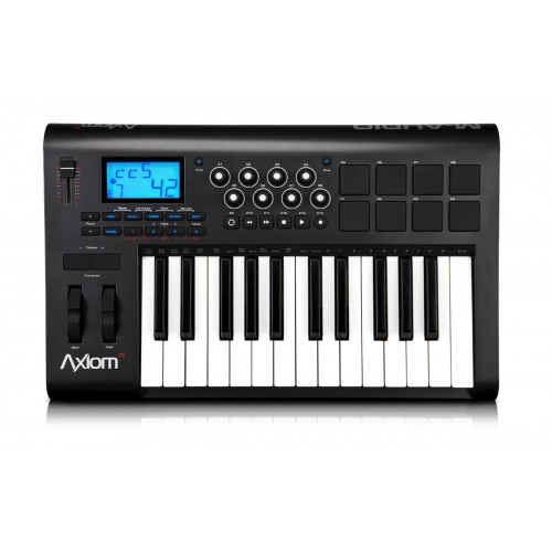 M-Audio Axiom 25 mkII