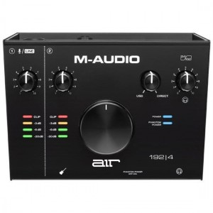 Soundcard M-audio Air192x4