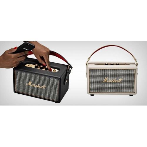 Marshall Kilburn (Black & Cream)