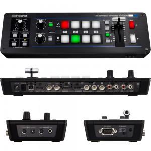 Bàn trộn hình ảnh và âm thanh Roland V-1SDI