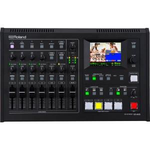 Bàn trộn hình ảnh và âm thanh Roland VR-4HD