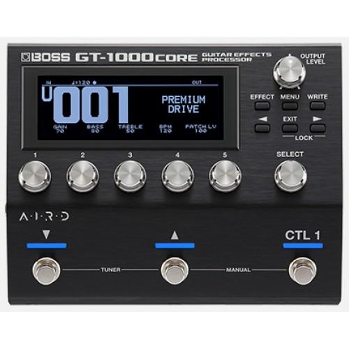 phơ guitar boss GT1000 CORE