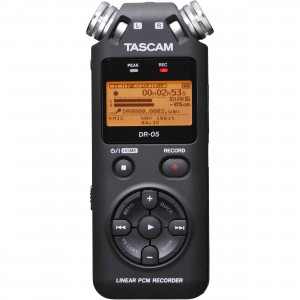 Tascam DR-05 Version 2