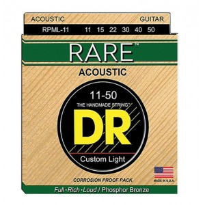 Dây Đàn Guitar Acoustic DR STRINGS  RPML-11