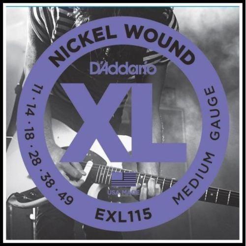 Dây guitar điện EXL 115
