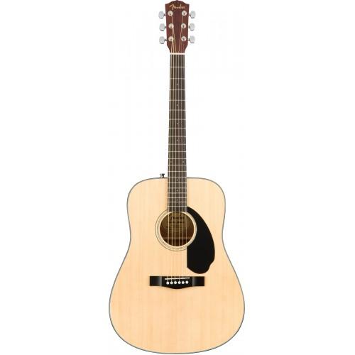 Đàn guitar Fender CD-60S NAT - 0961701021