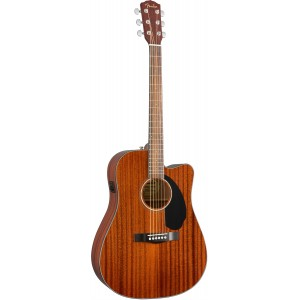 Đàn guitar Fender CD-60SCE ALL MAH - 0961705021