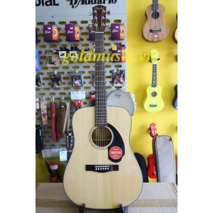 Đàn guitar Fender CD-60S NAT - 0961701021