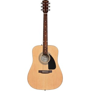 Đàn guitar Fender 0971110421 FA-115 DREADNOUGHT PACK, NAT