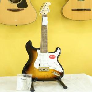 Guitar Điện Fender Squier Bullet Stratocaster HSS FAT Brown Sunburst - 0370005532
