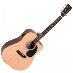 Đàn guitar Sigma DMC-STE