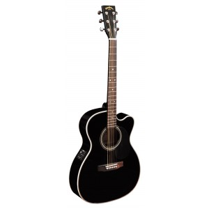 Đàn guitar Sigma OOOMC-1STE-BK