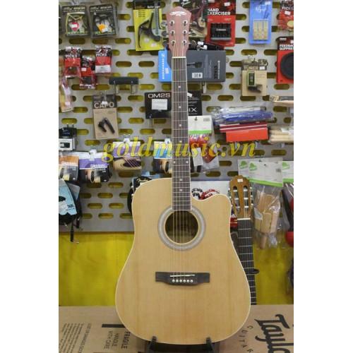 Đàn Guitar Caravan HS4140 Nat