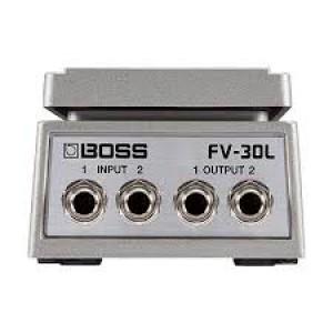 pedal volume boss fv-30l