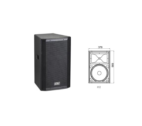 Loa thùng Soundking H12 300W - Nhạc cụ Goldmusic